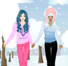 Four Season BFF Dress Up Game