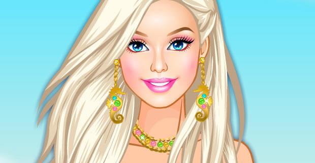 Barbie Prête pour l'été