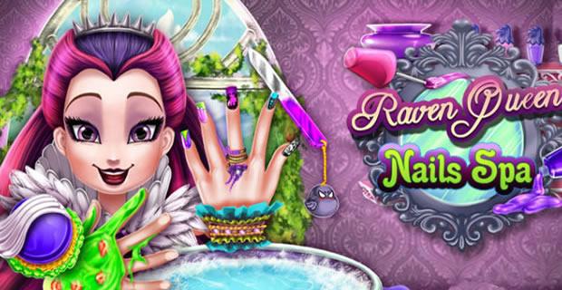 Raven Queen Manucure