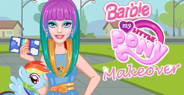 Barbie 3 Maquillages