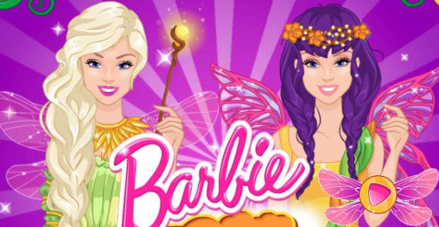 Barbie va au bal des fées