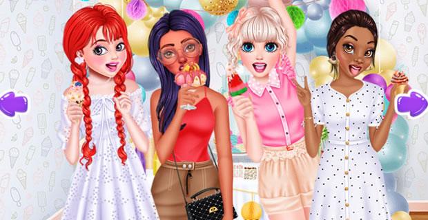 La fête des glaces